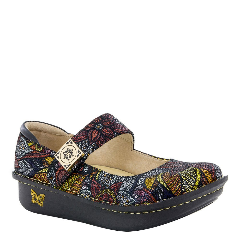 Alegria Women's Paloma Fall Dahlia Mary Jane