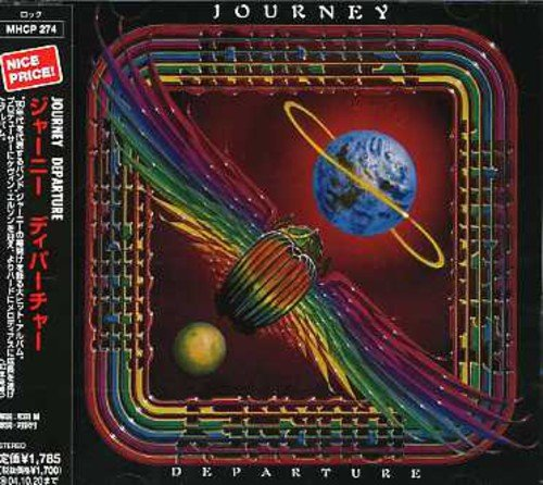 CD : Journey - Depature (CD)