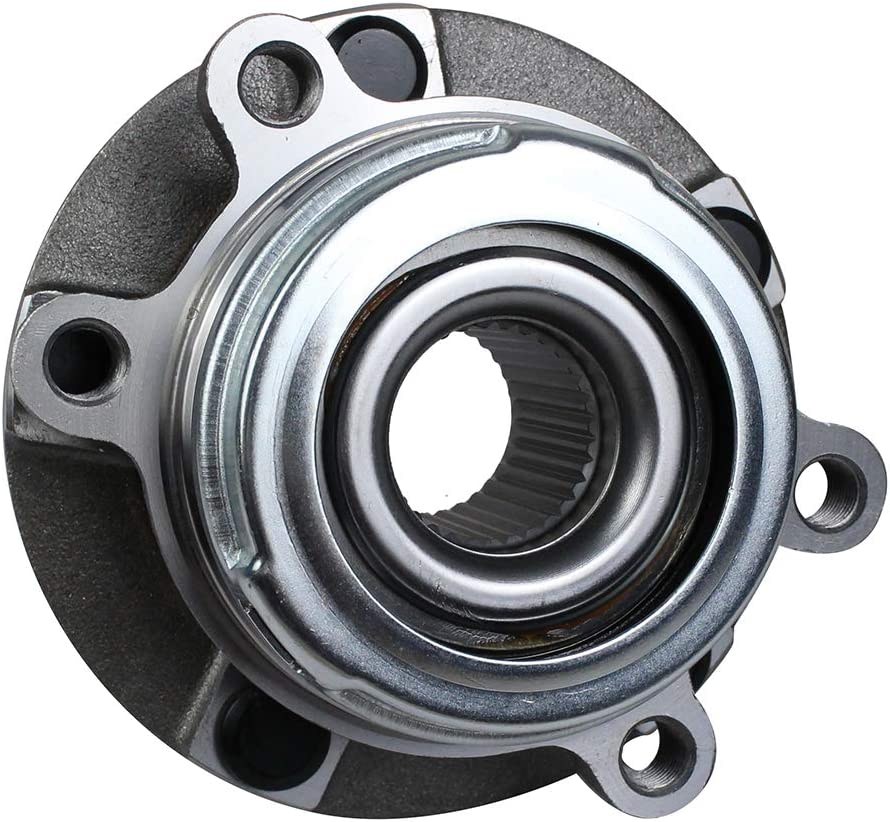 Quest 2011-17 Infiniti QX60 2014-19 Murano 2009-18 Maxima 2009-19 Autoround 513296 Front Wheel Hub and Bearing Assembly Fit for Nissan Altima 2007-18 Pathfinder 2013-19 JX35 2013 5-Lug