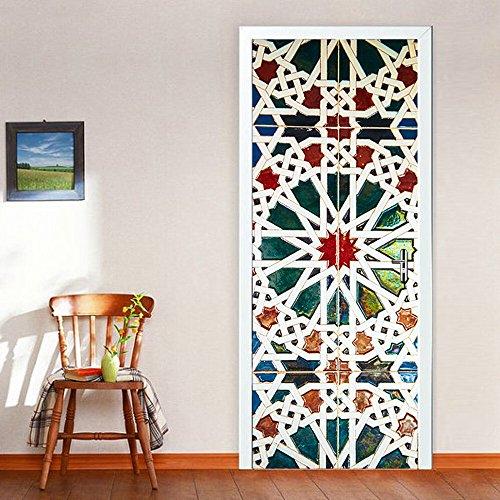 3d-kaleidoscope-door-wall-mural-wallpaper-stickers-vinyl-removable-decals-for-home-new-decoration-77