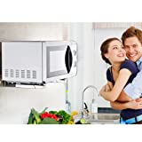 MOTONG 304 Stainless Steel Microwave Oven Wall