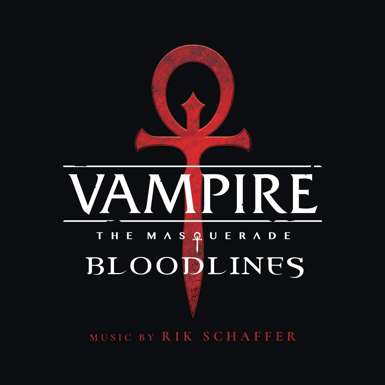 Vampire: The Masquerade - Bloodlines (Original Soundtrack) by MILAN - FRONTLINE NR