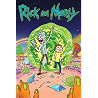Maxi Poster Rick And Morty Portal