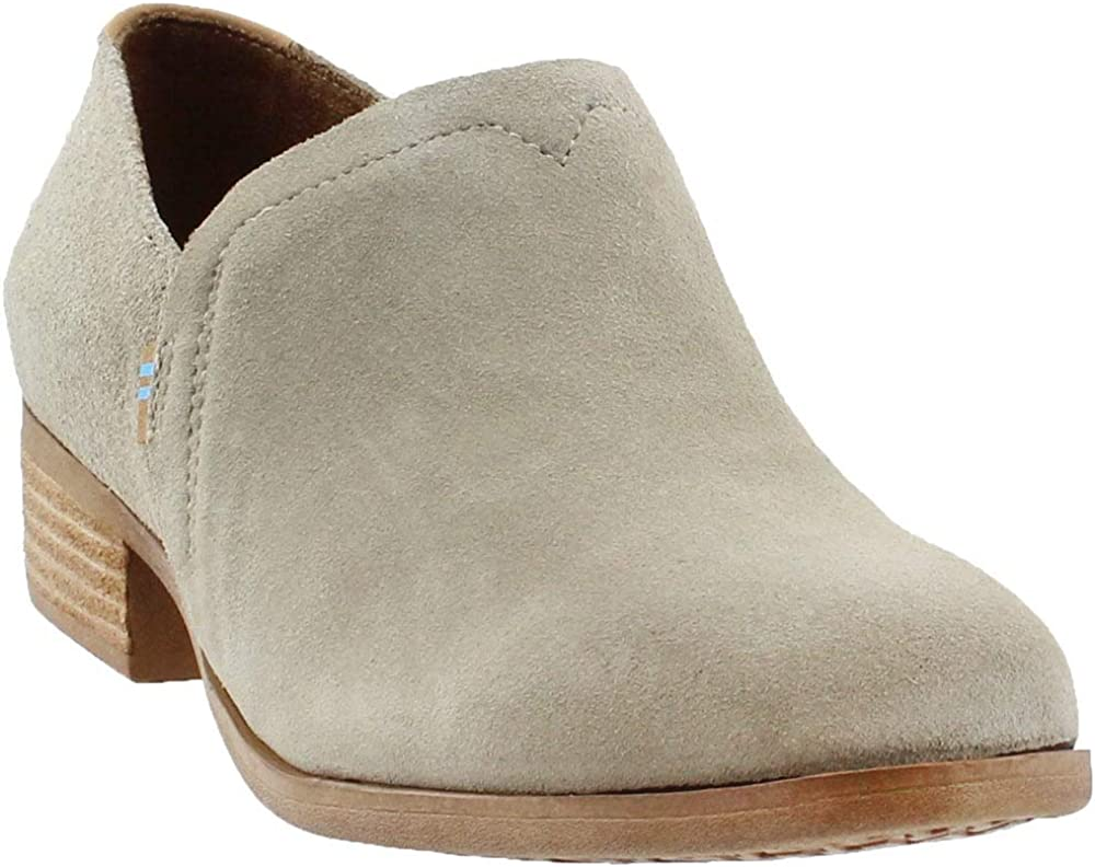 Shaye Booties Desert Taupe Suede 5