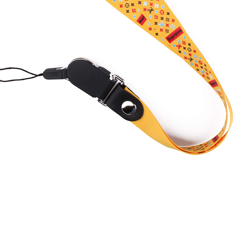 Amazon.com: Lanyard 4 Pack, Cute Key Lanyard Chain Holder ...