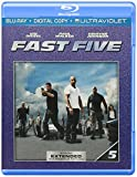 Fast Five (Blu-ray + Digital Copy + UltraViolet + Furious 7 Fandango Cash Version)
