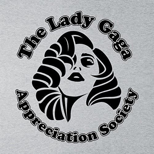 Coto7 Coto7 Society Hooded Women's Grey Gaga Lady Heather Appreciation Sweatshirt 7qzxr7Sw