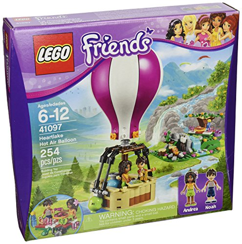 - LEGO Friends 41097 Heartlake Hot Air Balloon
