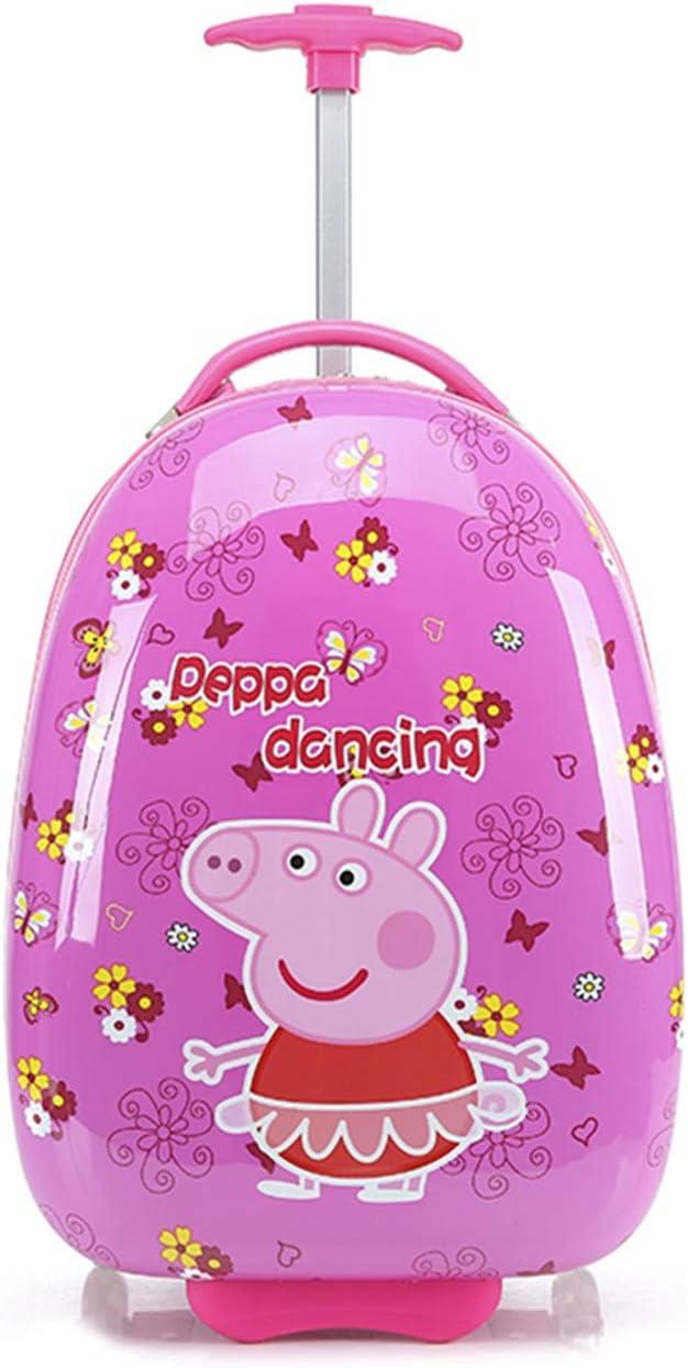 Bagage Enfant Beige Dancing Peppa 40,6 cm genetic