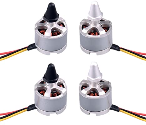 Upgraded Motores para Cheerson CX-20 RC Quadcopter con D2212 Funda ...