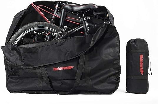 Maso - Bolsa plegable para bicicleta (35 cm): Amazon.es: Deportes ...