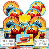 BirthdayExpress Sesame Street 8 Guest Party Pack