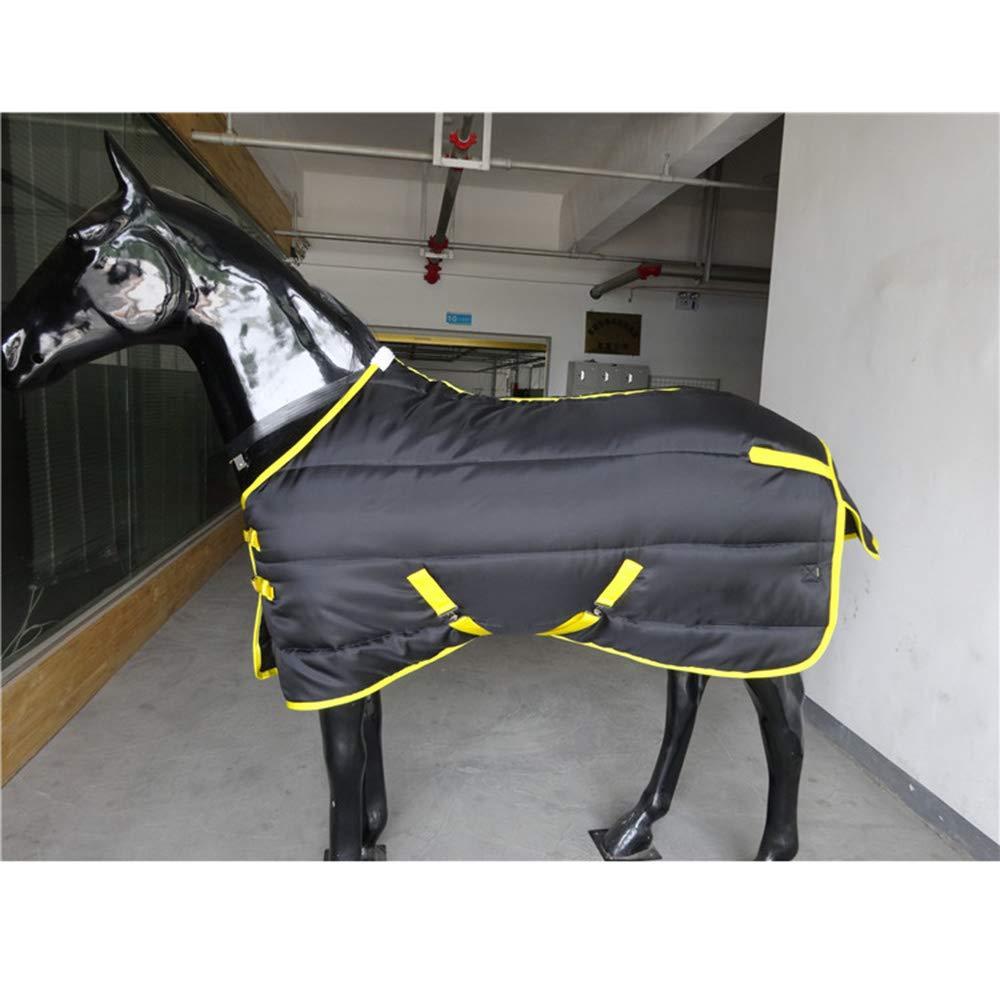 冬 厚くする 屋内 足の短いポニー馬毛布 420Dオックスフォード布 暖かくて快適 B07MXC1J8R XXXL