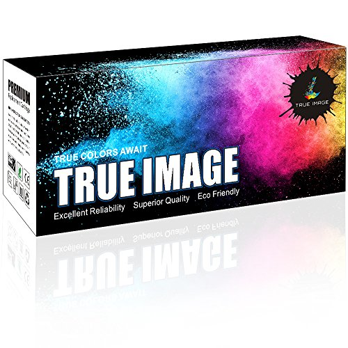 TRUE IMAGE Compatible Toner Cartridge Replacement for HP CC532A HP Color LaserJet CP2025 CP2025N CP2025DN CM2320 CM2320N MFP CM2320NF MFP CM2320FXI MFP 2800 Yield 1Pack
