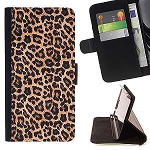 Momo Phone Case / Flip Funda de Cuero Case Cover - Fourrure dorée - MOTOROLA MOTO X PLAY XT1562