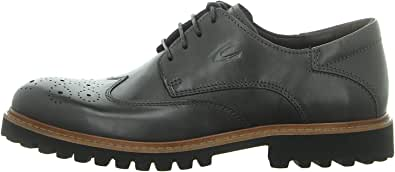 camel active University 21, Zapatos de Cordones Derby Hombre