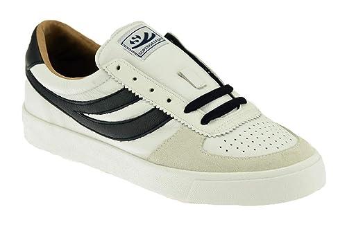 01482eb9b43ea Superga - Zapatillas para Hombre Blanco  Amazon.es  Zapatos y complementos