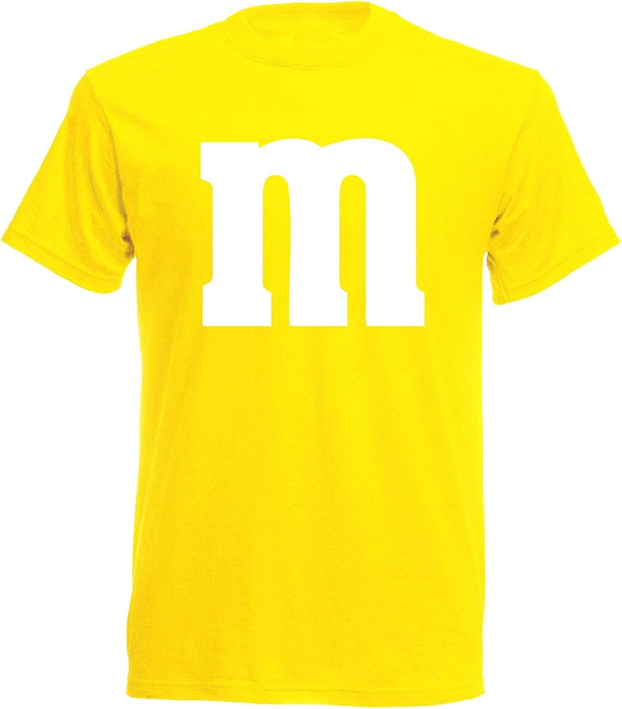 aprom T-shirt de carnaval M Costume de groupe Costume de carnaval JGA Party MM