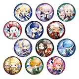 Characters take, canned Fate/Grand Order BOX product 1 = 12 pieces, all 12
