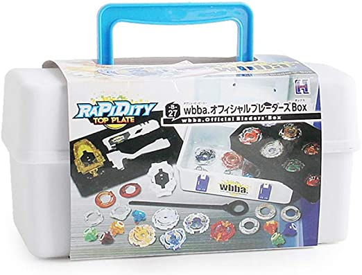 Hamkaw Caja de Almacenamiento Portátil Gyro Toy Toolbox, Beyblade ...