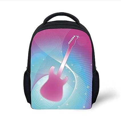 7566a72d998c Amazon.com  iPrint Kids School Backpack Hot Pink