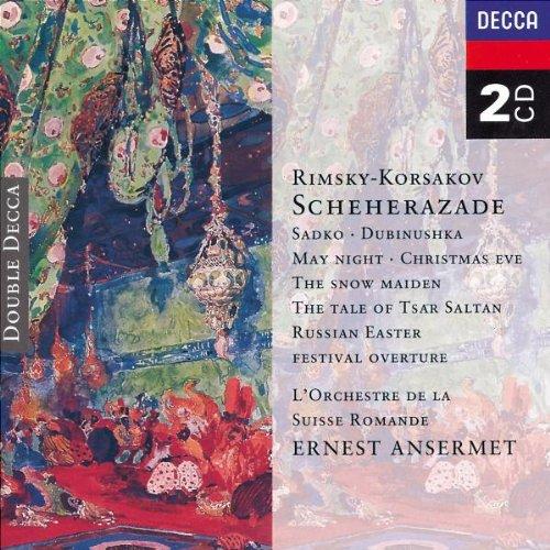 (Rimsky-Korsakov: Scheherazade/Russian Easter Festival Overture/Sadko/Christmas Eve/Dubinushku/May Night/The Snow Maiden/The Tale of Tsar Sultan)