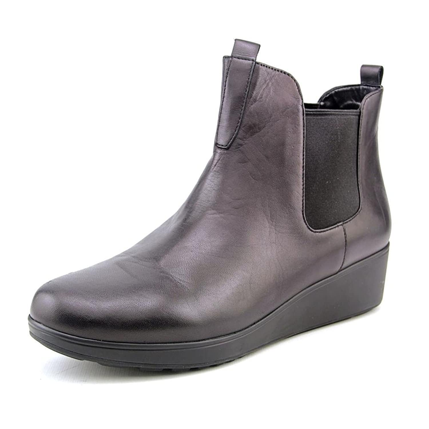 Cole Haan Putnam WP Bootie Round Toe Leather Bootie