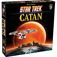 Mayfair Games Star Trek Catan Board Game