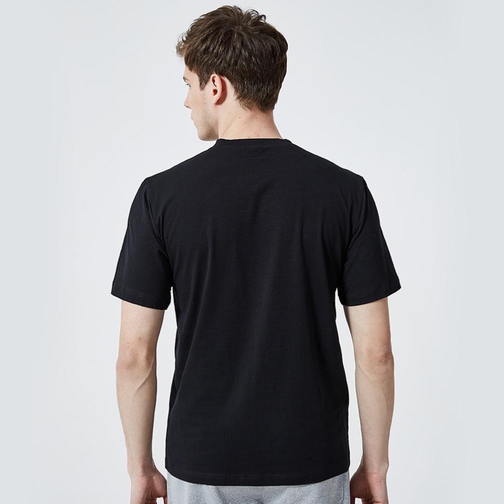 SHOBDW Camiseta de Hombre Muchacho m/ás la Camiseta Verano de la Impresi/ón de Manga Corta Talla Grande de Camiseta