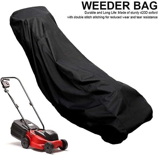 Riding Lawn Mower Cover Light Grey Heavy Duty Waterproof Oxford ...