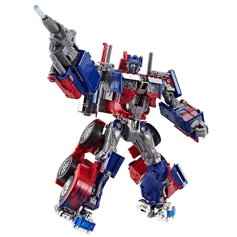 Transformers Movie Anniversary Edition Optimus Prime (Amazon Exclusive) by Transformers (Image #2)