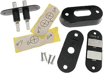 Puerta Corredera contactos Contacto de puerta corredera para cierre centralizado para Volkswagen T3 T4 T5: Amazon.es: Bricolaje y herramientas