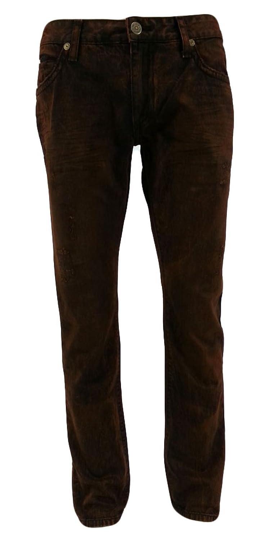 Robin's Jean New Men's w/ Clear Crystal Swarovski & Nickel Jeans