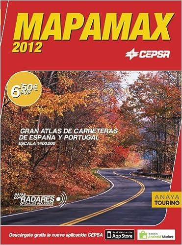 Mapamax - 2012 (Mapa Touring)