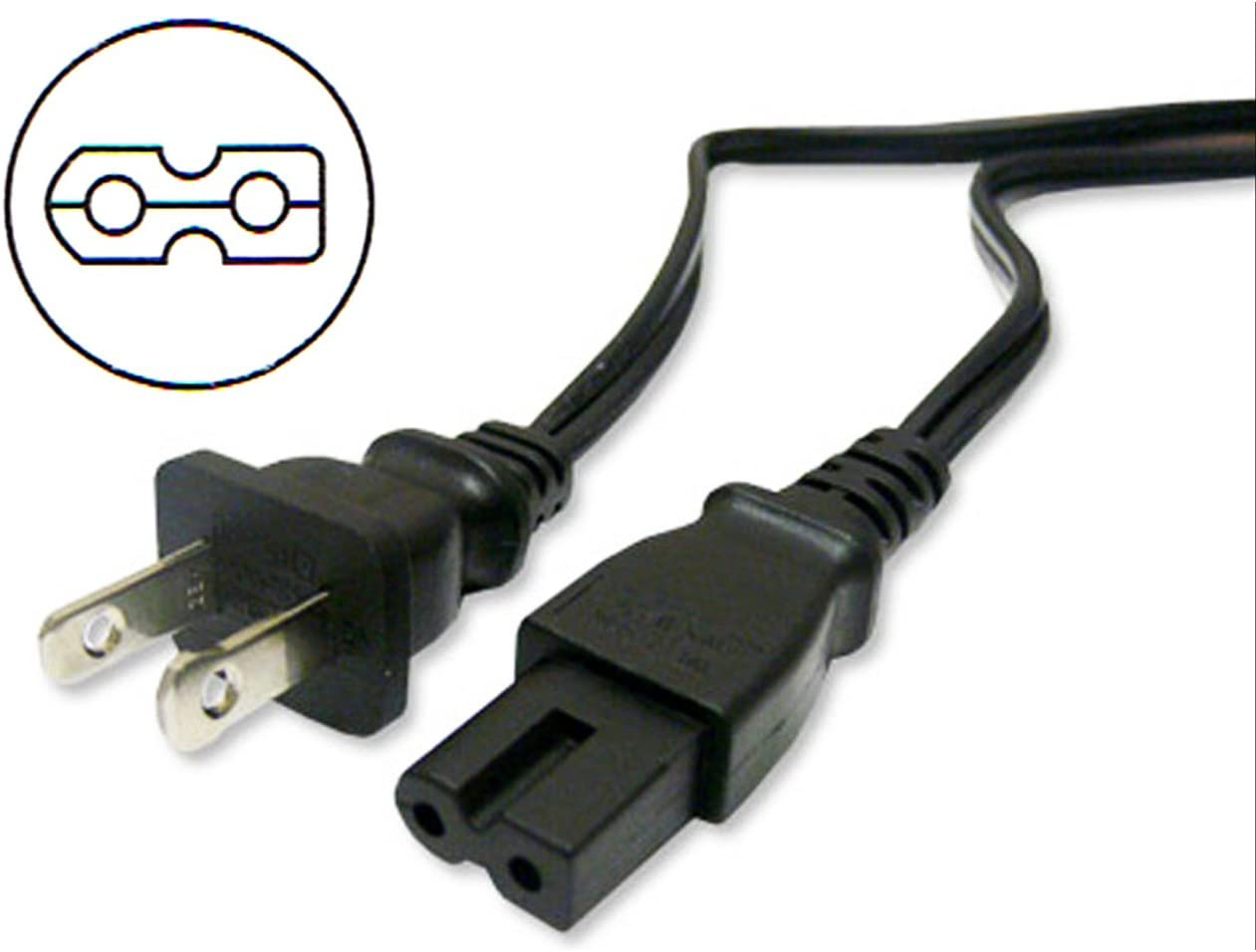 Memorex MP3851 Portable CD Boombox POWER CORD CABLE 6 FT.