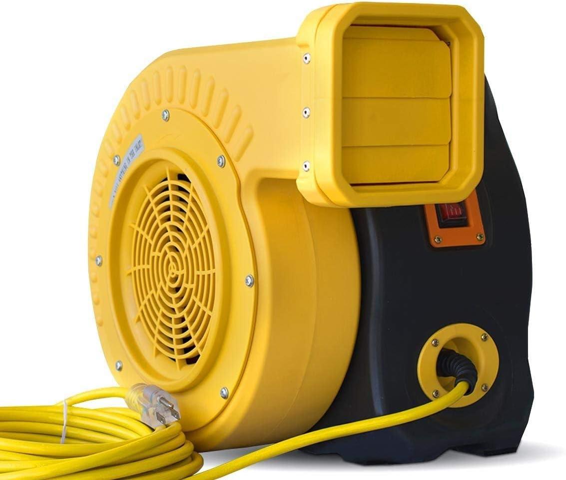 Turbina Inflador, soplador de Castillos hinchables,Motor eléctrico ...