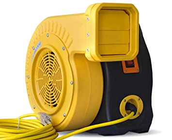 Turbina Inflador, soplador de Castillos hinchables,Motor ...