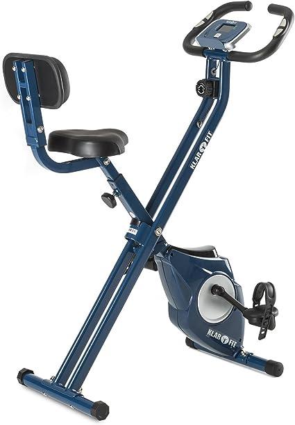 KLAR FIT Klarfit •• Azura CF Bicicleta: Amazon.es: Deportes y aire ...