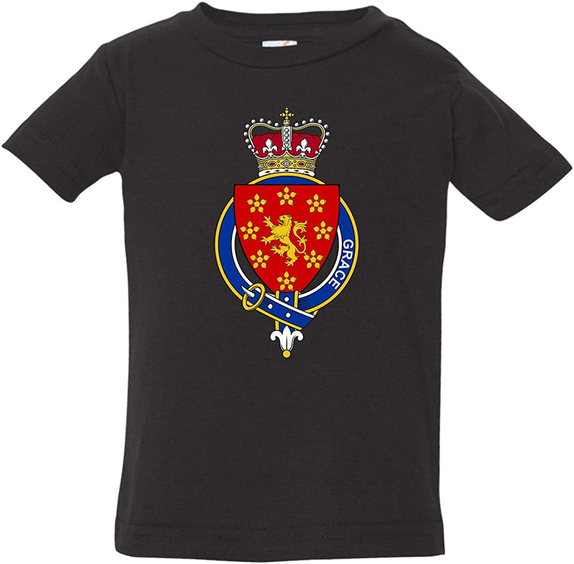 Tenacitee Babys English Garter Family Grace Shirt