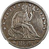 1854 O Liberty Seated Half Dollars Arrows Half Dollar XF45 NGC
