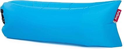 Amazon.com: Fatboy - Tumbona inflable con bolsa de ...