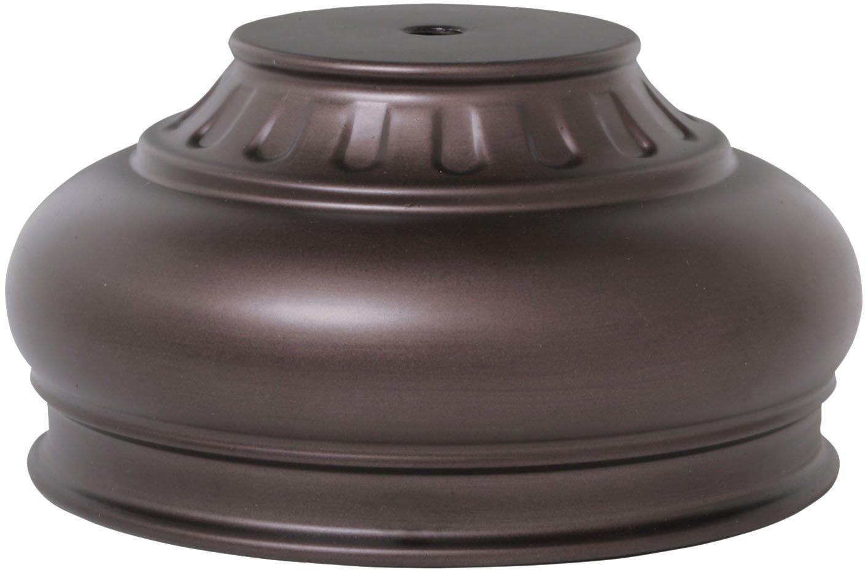 Emerson CF935ORB, Zurich Oil-Rubbed Bronze Energy Star 52'' Ceiling Fan (Includes Mini Desk Fan)