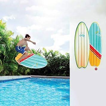 Jeeke - Tumbona de Surf para Montar en la Piscina, Flotador ...