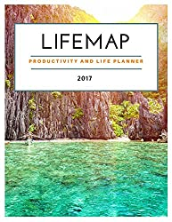 LIFEMAP Productivity & Life Planner 2017 (Ocean Cover)