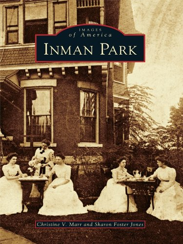 Inman Park - Sharon Park South