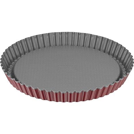 Kaiser Classic Plus - Molde para postres, 28 cm de diámetro, antiadherente, fabricado