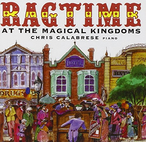 Ragtime at the Magical (At Kingdom Com)