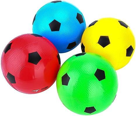 Bling Beauty Shop - Juego de pelotas de playa de fútbol, 7 ...