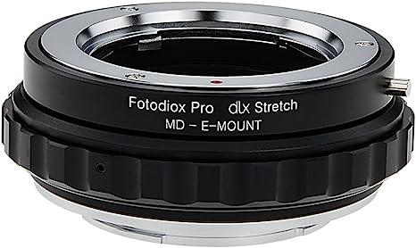 Fotodiox DLX Stretch adaptador de montura de lente – Minolta ...