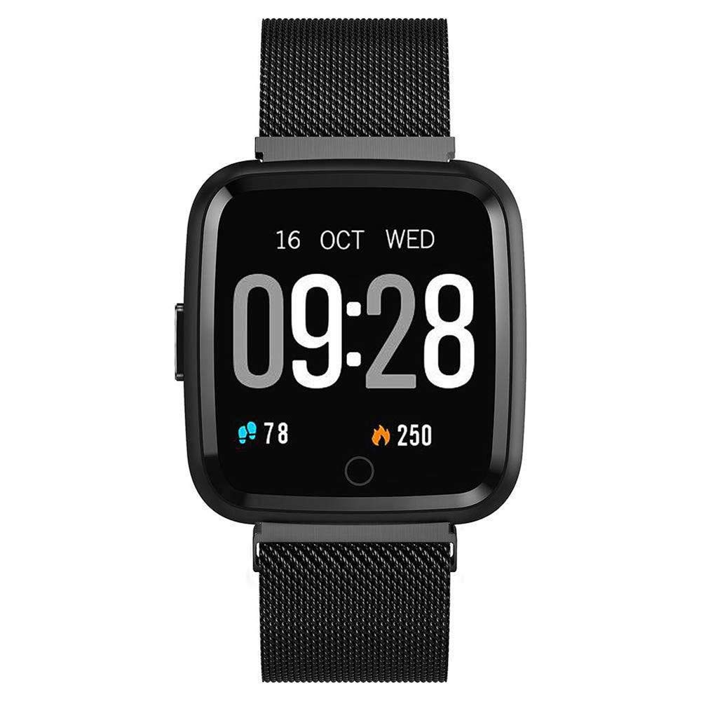 KingTo Activity Tracker Watch Waterproof with Heart Rate Monitor and Blood Pressure Monitor Fitness Tracker Watch for Kids Women and Men
